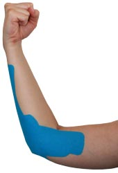 Golfer's Elbow Taping