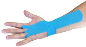 Carpal Tunnel Taping