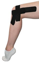 IT Band Knee Taping